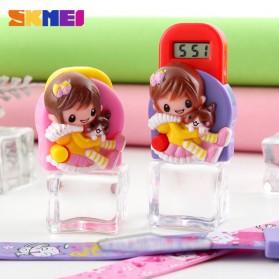 SKMEI Jam Tangan Anak - DG1240 - Purple - 3