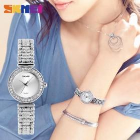SKMEI Jam Tangan Elegan Wanita - 1224C - Silver - 3