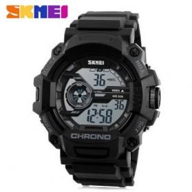 SKMEI Jam Tangan Digital Pria - DG1233 - Black