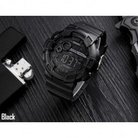 SKMEI Jam Tangan Digital Pria - DG1243 - Black - 2