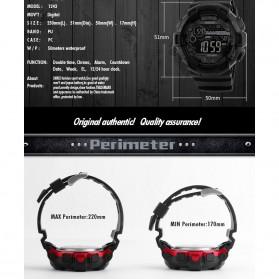 SKMEI Jam Tangan Digital Pria - DG1243 - Black - 7