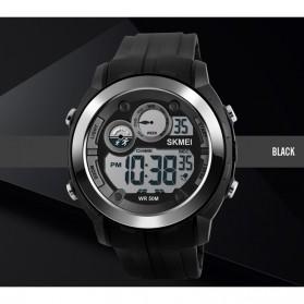 SKMEI Jam Tangan Digital Sporty Pria - DG1234 - Black - 2