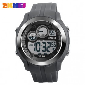 SKMEI Jam Tangan Digital Sporty Pria - DG1234 - Gray