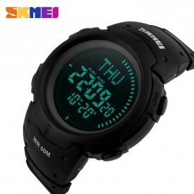SKMEI Jam Tangan Digital Pria - DG1231CM - Black - 2