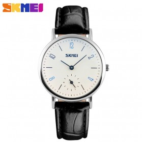 SKMEI Jam Tangan Analog Wanita - 9120CL - White/Black