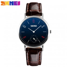 SKMEI Jam Tangan Analog Wanita - 9120CL - Brown/Black