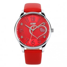 SKMEI Jam Tangan Analog Wanita - 9085CL - Red