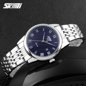 SKMEI Jam Tangan Analog Wanita - 9058CS - Blue - 3