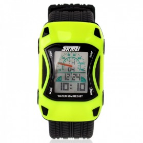 SKMEI Jam Tangan Anak - 0961B - Light Green