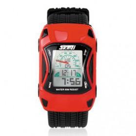SKMEI Jam Tangan Anak - 0961B - Red