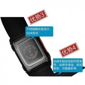 SKMEI Jam Tangan Anak - 0961B - Red - 4
