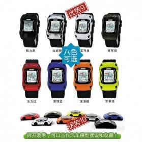 SKMEI Jam Tangan Anak - 0961B - Red - 8