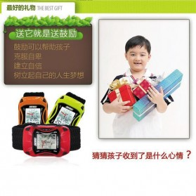 SKMEI Jam Tangan Anak - 0961B - Blue - 3