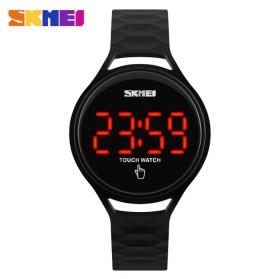 SKMEI Jam Tangan LED Touch Wanita - 1230A - Black