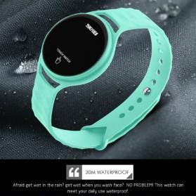 SKMEI Jam Tangan LED Touch Wanita - 1230A - Black - 6