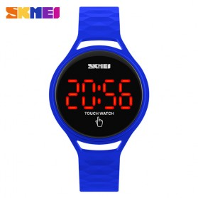 SKMEI Jam Tangan LED Touch - 1230A - Blue