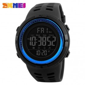 SKMEI Jam Tangan Digital Pria - DG1251 - Black/Blue