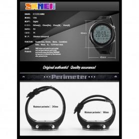 SKMEI Jam Tangan Digital Pria - DG1246 - Black - 6