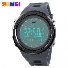 SKMEI Jam Tangan Digital Pria - DG1246 - Gray - 4