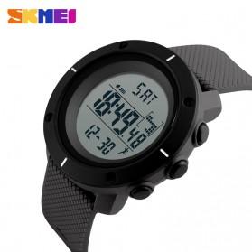 SKMEI Jam Tangan Digital Pria - DG1215S - Black - 2