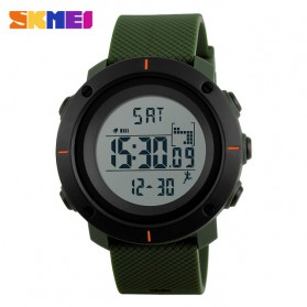 SKMEI Jam Tangan Digital Pria - DG1215S - Green