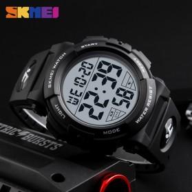 SKMEI Jam Tangan Sporty Pria - DG1258 - Black Gold - 3