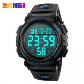 SKMEI Jam Tangan Sporty Pria - DG1258 - Black/Blue