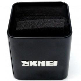 SKMEI Kotak Jam Tangan Metal - Black - 3
