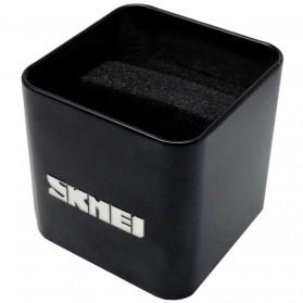 SKMEI Kotak Jam Tangan Metal - Black - 4