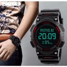 SKMEI Jam Tangan Digital Pria - DG1248 - Black - 4