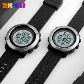 SKMEI Jam Tangan Digital Pria - DG1268 - Black - 4