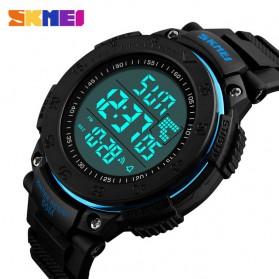 SKMEI Jam Tangan Digital Pria - DG1237 - Black/Blue - 2
