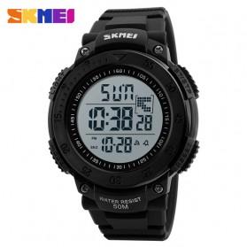 SKMEI Jam Tangan Digital Pria - DG1237 - Black - 1