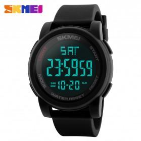 SKMEI Jam Tangan Digital Pria - DG1257 - Black - 2