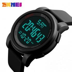 SKMEI Jam Tangan Digital Pria - DG1257 - Black - 3