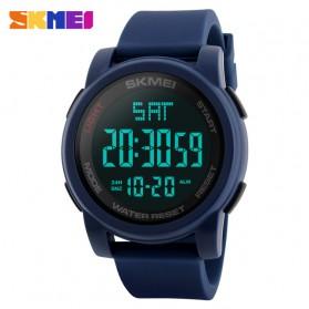 SKMEI Jam Tangan Digital Pria - DG1257 - Blue - 2