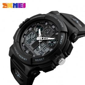 SKMEI Jam Tangan Analog Digital Pria - AD1270 - Black - 2