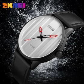 SKMEI Jam Tangan Analog Pria - 1602S - Black - 4