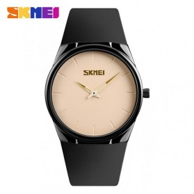 SKMEI Jam Tangan Analog Pria - 1601CL - Yellow