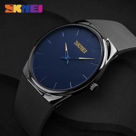 SKMEI Jam Tangan Analog Pria - 1601CL - Blue - 5