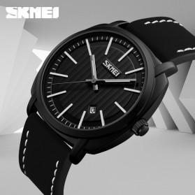 SKMEI Jam Tangan Analog Pria - 9169 - Black - 5