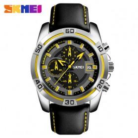 SKMEI Jam Tangan Analog Pria - 9156 - Yellow