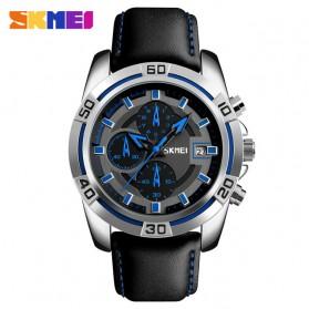 SKMEI Jam Tangan Analog Pria - 9156 - Blue