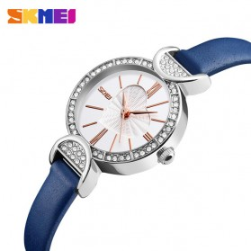 SKMEI Jam Tangan Analog Wanita - 9146 - Blue - 2