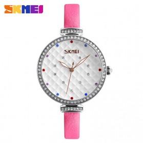 SKMEI Jam Tangan Analog Wanita - 9142 - Pink