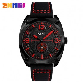 SKMEI Jam Tangan Analog Pria - 9155 - Red