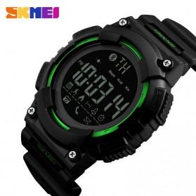 SKMEI Jam Tangan Sporty Smartwatch Bluetooth - 1256 - Green - 2