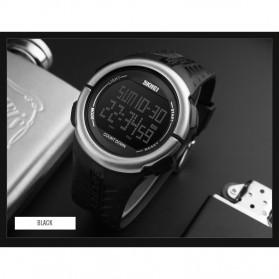 SKMEI Jam Tangan Digital Sporty Pria - 1286 - Black - 2