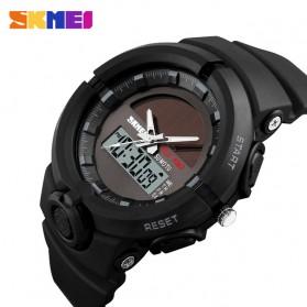 SKMEI Jam Tangan Digital Analog Pria - 1275 - Black - 2