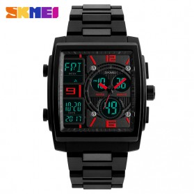 SKMEI Jam Tangan Analog Digital Sporty Pria - 1274 - Red